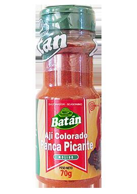 aji panca-aji colorado-frasco-emaran-batan-condimentos-sazonadores-batan-especies naturales-condimentos agroindustriales