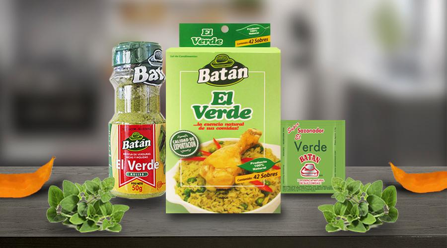 verde-verduras-secas-frasco-sobre-molido-emaran-batan-condimentos-sazonadores-batan-especies naturales-condimentos agroindustriales