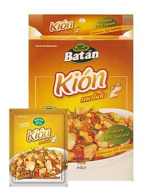 kion molido-frasco-sobre-molido-emaran-batan-condimentos-sazonadores-batan-especies naturales-condimentos agroindustriales